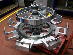 Workholding and fixture manufacture engineering