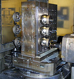 Workholding and fixture manufacture engineers
